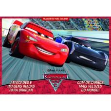Carros 3: Disney Prancheta Para Colorir