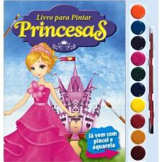 Princesas Livro para Pintar