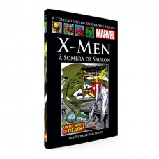 Graphic Novels Marvel 84 - X-men: A sombra de Sauron