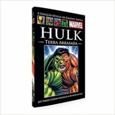Graphic Novels Marvel 79 - Hulk: Terra Arrasada