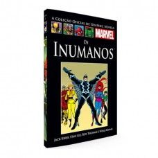Graphic Novels Marvel 75 - Os Inumanos