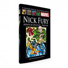 Graphic Novels Marvel 72 -Nick Fury: Agente da S.H.I.E.L.D. - Parte 1