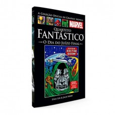 Graphic Novels Marvel 68 - Quarteto Fantástico: O dia do juízo final