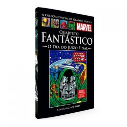 Graphic Novels Marvel 68 - Quarteto Fantástico