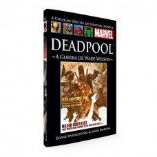 Graphic Novels Marvel 67 - Deadpool: A Guerra de Wade Wilson