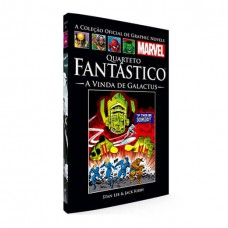 Graphic Novels Marvel 66 - Quarteto Fantástico: A vinda de Galactus