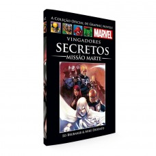 Graphic Novels Marvel 64 Vingadores Secretos: Missão Marte