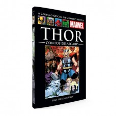 Graphic Novels Marvel 63 Thor: Contos De Asgard