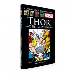 Graphic Novels Marvel 58 - Thor: O Último Viking