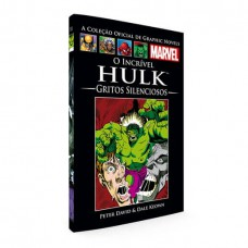 Graphic Novels Marvel 52 O Incrível Hulk: Gritos Silenciosos