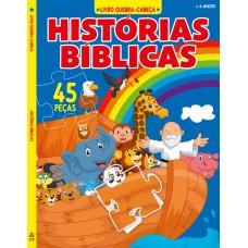 Histórias Bíblicas - Livro Quebra-Cabeça