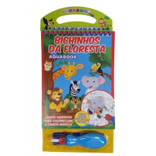 Bichinhos da Floresta Aquabook