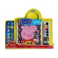 Peppa Pig Meu Kit de Artes 01