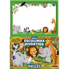 Escolinha Divertida Bichinhos da Floresta - Aprenda Inglês