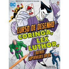 Guia de Desenho Supervilões DC Comics 02