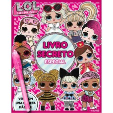 Lol Surprise Livro Secreto Especial 01