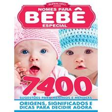 Nomes Para Bebês Especial