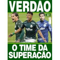 Show de Bola Magazine Pôster Extra Palmeiras