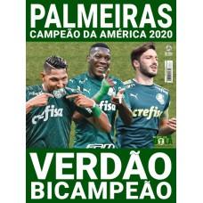 Show de Bola Magazine Poster Extra - Palmeiras Campeão da América 2020