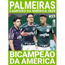 Show de Bola Magazine Pôster Extra - Palmeiras Campeão da América 2020