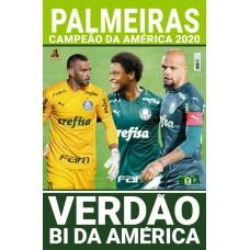 Show de Bola Magazine SuperPoster - Palmeiras Campeão da América 2020