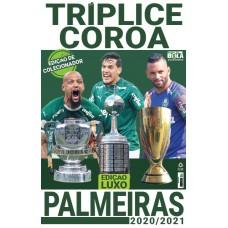 Show de Bola Magazine Pôster - Palmeiras Tríplice Coroa