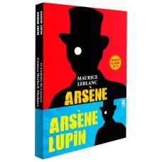 Coleção Arsène Lupin - 02 Livros