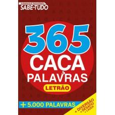 Almanaque Passatempos Sabe-Tudo 365 Caça-Palavras
