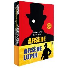 Coleção Arsène Lupin - 5 Livros