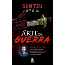 A Arte da Guerra - Edição comentada por Pablo Marçal