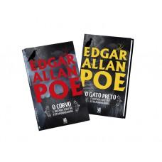 Coleção Edgar Allan Poe - 2 Livros