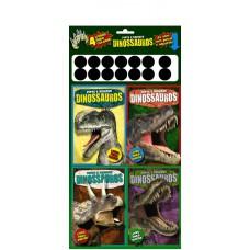 Dinossauros - Pinte e Brinque