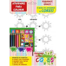 Cores: Atividades para Colorir