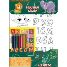 Alfabeto: Atividades para Colorir