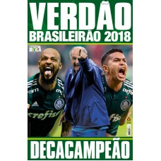 Show de Bola Magazine Superpôster - Palmeiras Campeão Brasileiro 2018