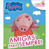 Peppa Pig - Livro Fantoche