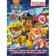 Patrulha Canina Revista Para Colorir 05