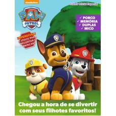 Patrulha Canina Colorir Oficial Especial 01