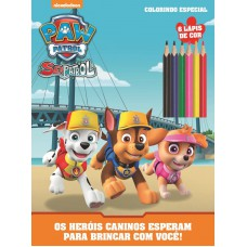 Patrulha Canina - Colorindo Especial 02