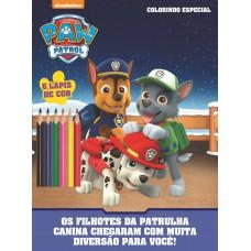 Patrulha Canina Colorindo Especial 01