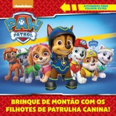 Patrulha Canina - Atividades para Colorir Extra