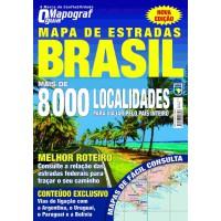 Mapa Mapograf De Estradas Brasil 04