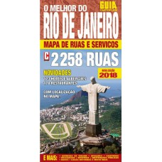 O Melhor do Rio de Janeiro: Mapa de Ruas e Serviços
