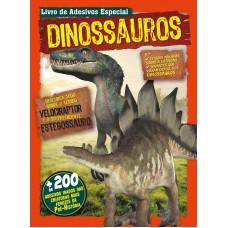 Dinossauros - Livro de Adesivos 02
