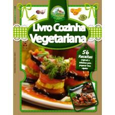 Livro A Cozinha Vegetariana 01