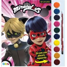 Ladybug - Livro para Pintar com Aquarela