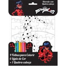 Ladybug - Diversão com Quebra-Cabeça