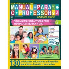 Manual para o Professor: Educação Infantil