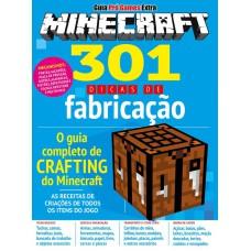 Minecraft: 301 Dicas de Fabricações - Guia Pró Games