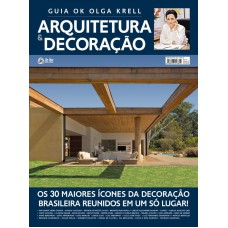 Guia Olga Krell - Arquitetura e Decoração